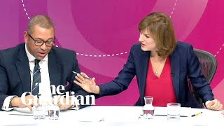 Fiona Bruce makes debut as Question Time host
