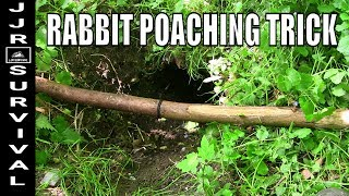 Rabbit Poaching Trick