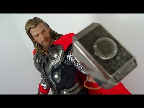 Hot Toys The Avengers Thor Movie Masterpiece Figure Review