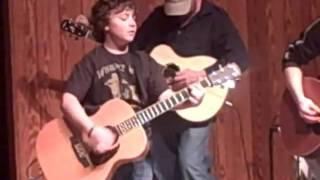 "BRRR/UVa-Wise Concert Anthony Keys & J.P. Stallard ""Amazing Grace"" 2.12.2011"