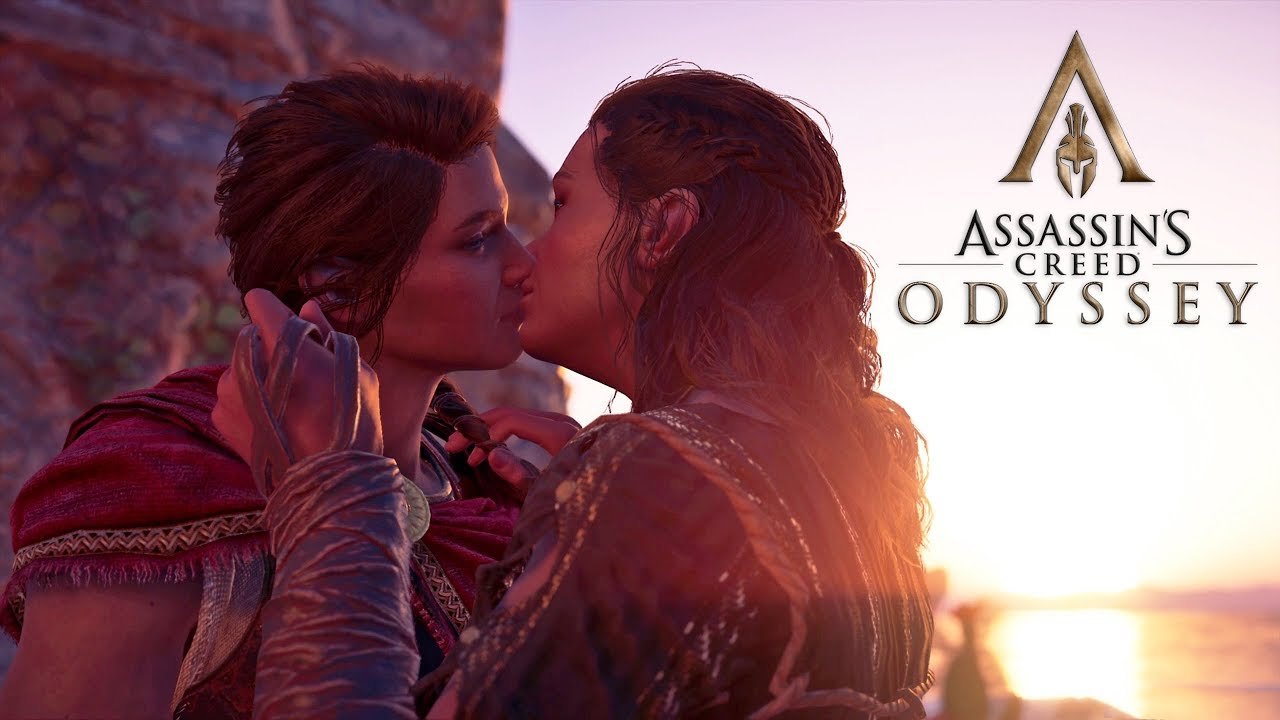 Assassin's Creed Odyssey Dlc Ignores Gay, Lesbian Romances