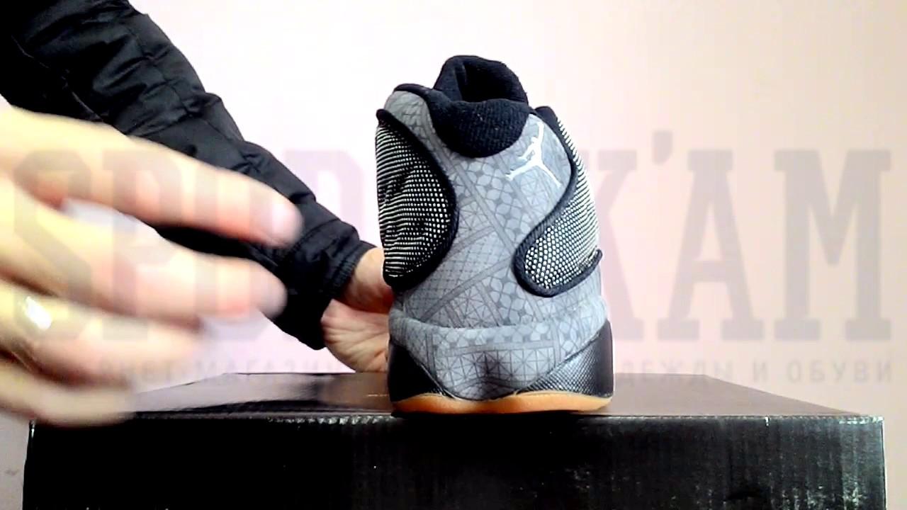Баскетбольные кроссовки Jordan 13 Retro Low Quai 54 810551 050. sportikam d33ab44a58a