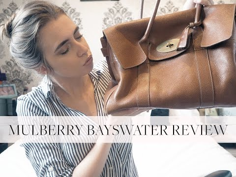 Mulberry Bayswater Review | Emma Sales