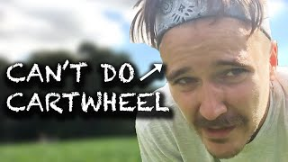 I Tried Learning How To Do A Cartwheel As An Adult An earnest and miserable attempt at learning at simple cartwheel at the age of 30 Check out more awesome videos at BuzzFeedBlue...