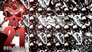 RED SKULL VACILÃO #21