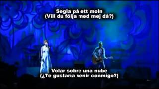 Download Segla på ett moln  - Per Gessle y Helena Josefsson (Subtitulos Sueco/español) Mp3 and Videos