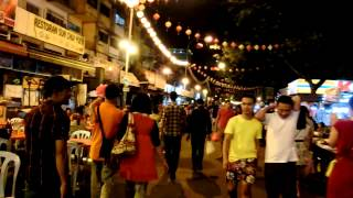 Kuala Lumpur | Jalan Alor Food Street Thumbnail