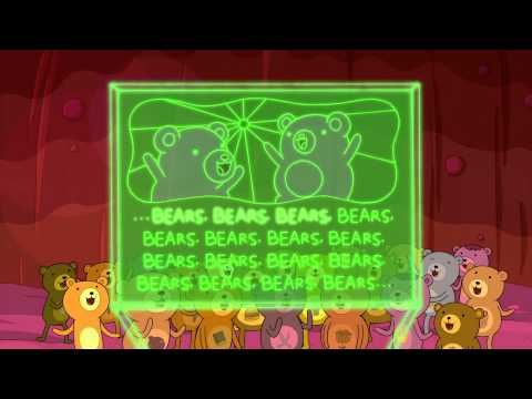 Adventure Time Songs: Bears Karaoke