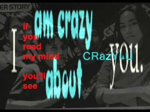 SPONGECOLA -- Crazy For You (w/lyrics)