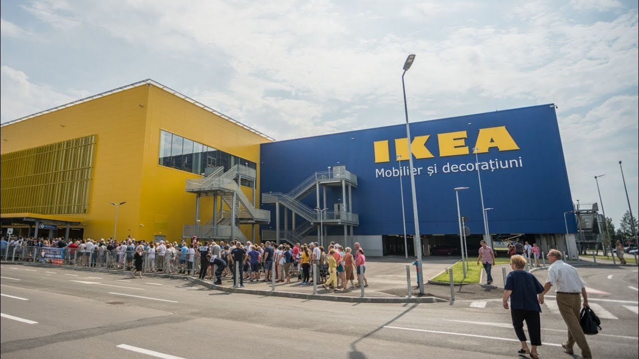 Cum Arată Noul Magazin Ikea Pallady Nwradu Blog