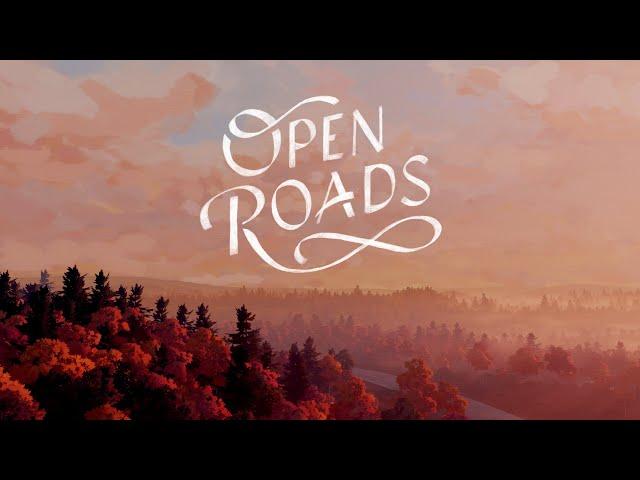 Open Roads (видео)