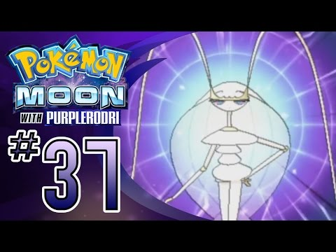 Let's Play Pokemon: Sun and Moon - Part 37 - UB-02 Beauty