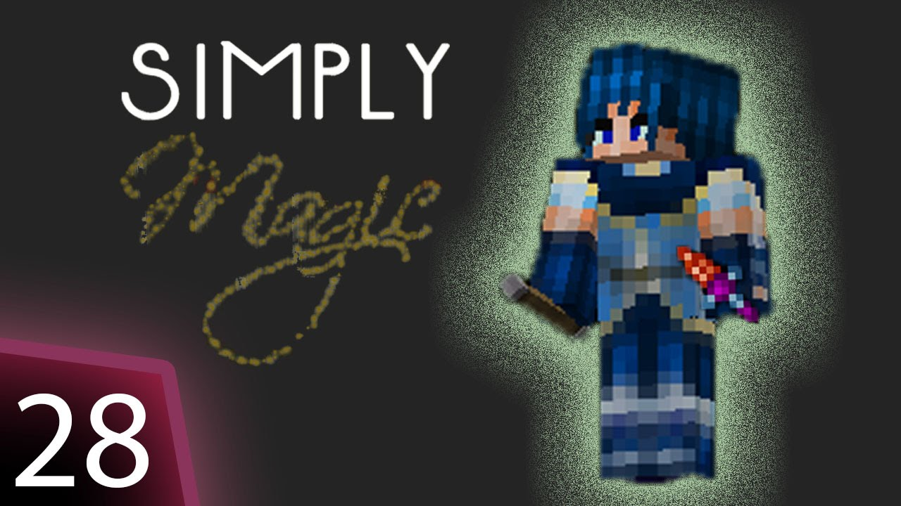 Simply Magic Modpack - Ep 28 - It's derp time again :/