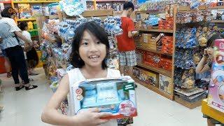 Gold Sea Đi Siêu Thị  AEON Mall Long Biên Chơi ngày tết thiếu nhi 1.6