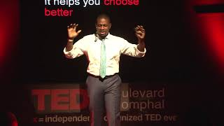 KNOW YOURSELF | Athoms Mbuma | TEDxBoulevardTriomphal
