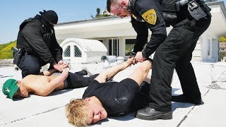 I ARRESTED JAKE PAUL!