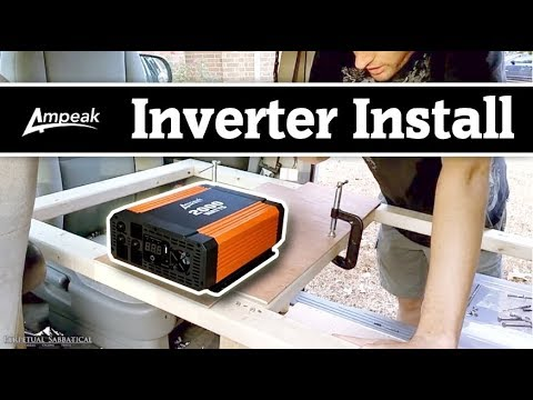 How to Install an Inverter in a Van