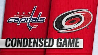 Washington Capitals vs Carolina Hurricanes – Sep.21, 2018 | Preseason | Game Highlights |Обзор матча