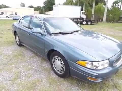 2001 Buick LeSabre review SOLD