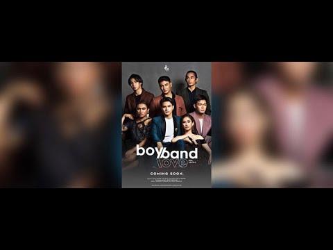 Boyband Love The Series Teaser