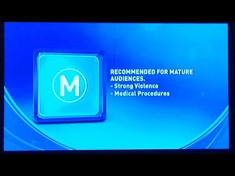 NBN Television - M Classification Warning (1.4.2015)