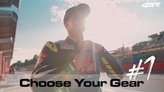 Choose Your Gear with 4SR   James Ellison BSB