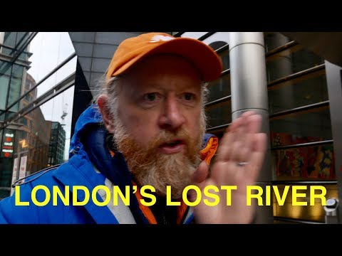 City Of London's Lost River - The Walbrook (4K)