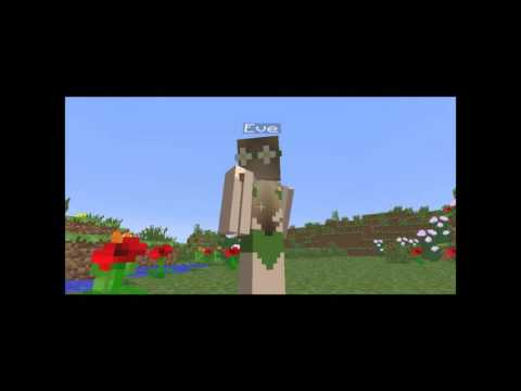 Minecraft :- Adam And Eve