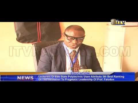 Download Edo State Polytechnic Usen ranked 5th best polytechnic in Nigeria