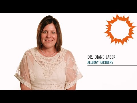 How to treat allergic rhinitis or hay fever?