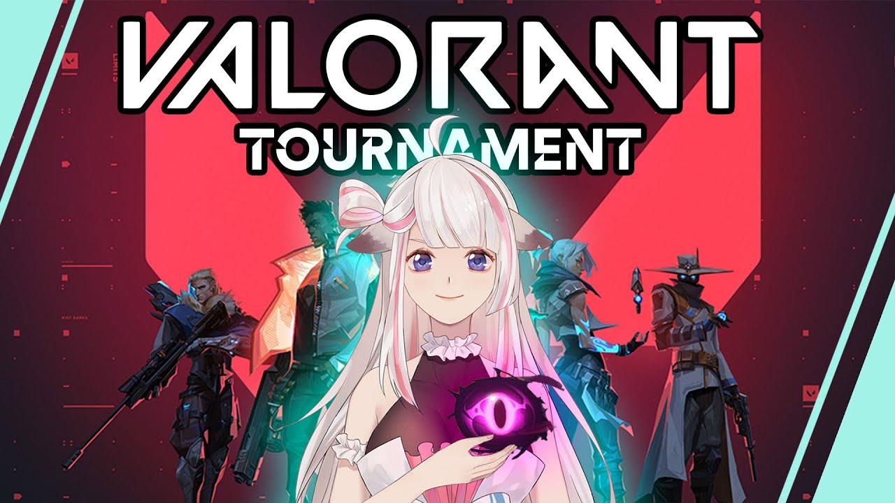 VALORANT TOURNAMENT!!! (5 MINUTES DELAY)
