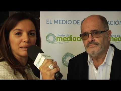 Entrevista Antonio Tula . World Mediation Summit 2016 | Diario de Mediación