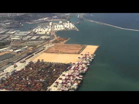 Puerto de Barcelona: el principal hub logístico del Mediterráneo
