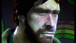 Chuck Norris - Saints Row the third - marcusgarlick