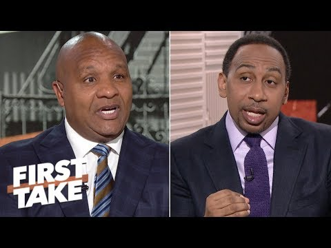 Hue Jackson on being fired by Browns: 'We didn't win enough' | First Take