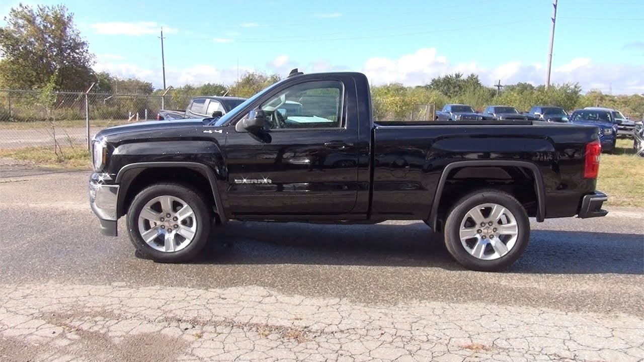 Silverado  Single Cab Standard Bed