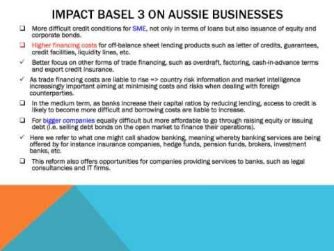 Australia financial & business risks 2012