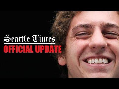 CORY KENNEDY SEATTLE TIMES UPDATE