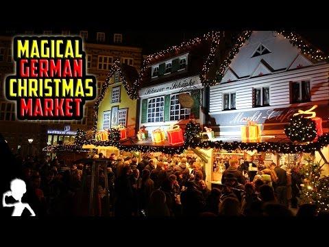 Magical German Christmas Market   Life In Germany & The World   Sondersendung   Get Germanized