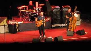 "The Reverend Horton Heat ""Big Sky / Baddest Of The Bad"" @ Fox Theater 9-25-2010"
