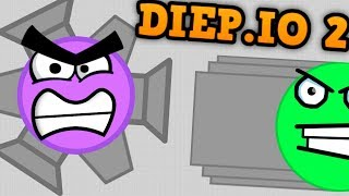 DIEP2 - NEW DIEP.IO REMAKE!! // Brand NEW Insane Tanks (Diep.io Game)