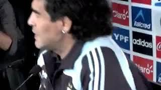 Février 2009 : la Maradona-mania à Marseille