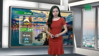 Thời tiết các thành phố lớn 22/10/2018: Nha Trang tiết trời mát mẻ cao nhất 31-32 độ | VTC14
