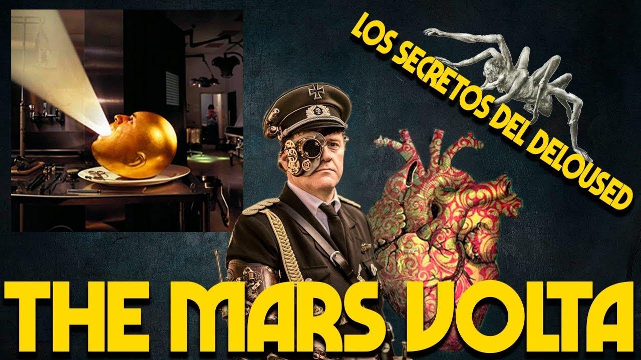 DE-LOUSED IN THE COMATORIUM THE MARS VOLTA - HISTERIA DE ...