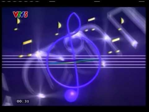 Hình hiệu chương trình ca nhạc trên VTV (1)