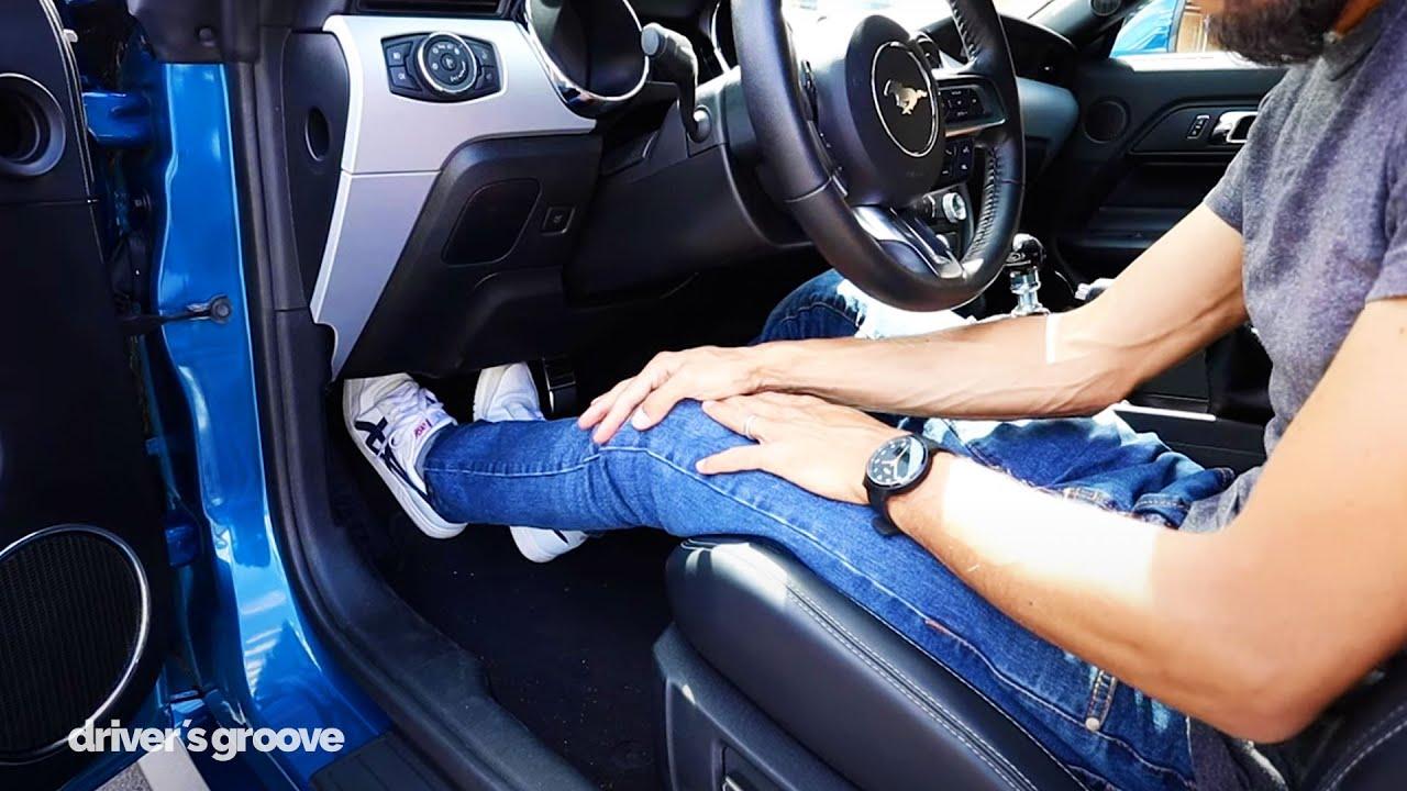 Auto Richtige Sitzposition