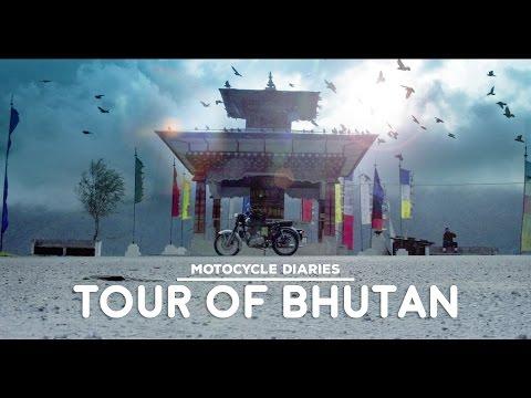 Motorcycle Diaries: Tour of Bhutan : PowerDrift