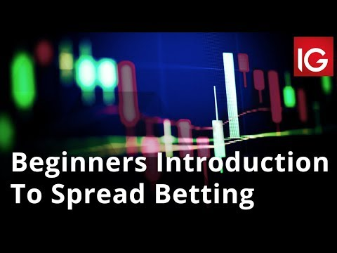 Understanding spread betting beginners movie betting negative odds