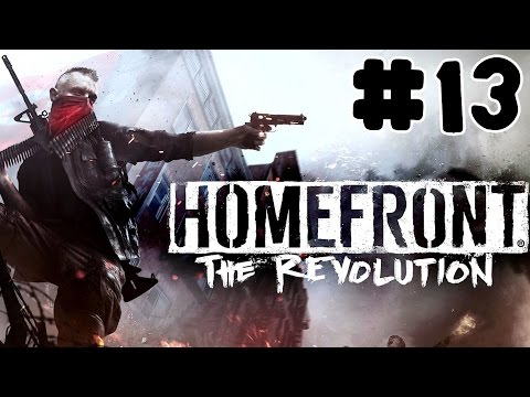 Homefront: The Revolution - Walkthrough - Part 13 - Source Code (PC HD) [1080p60FPS]