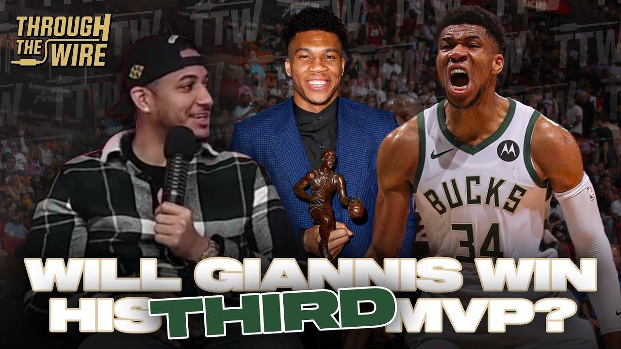 '21-'22 NBA Award Predictions